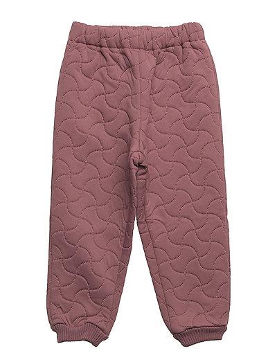 Thermo Pants Alex - PLUM ROSE