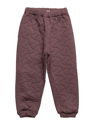 Thermo Pants Alex - SOFT EGGPLANT