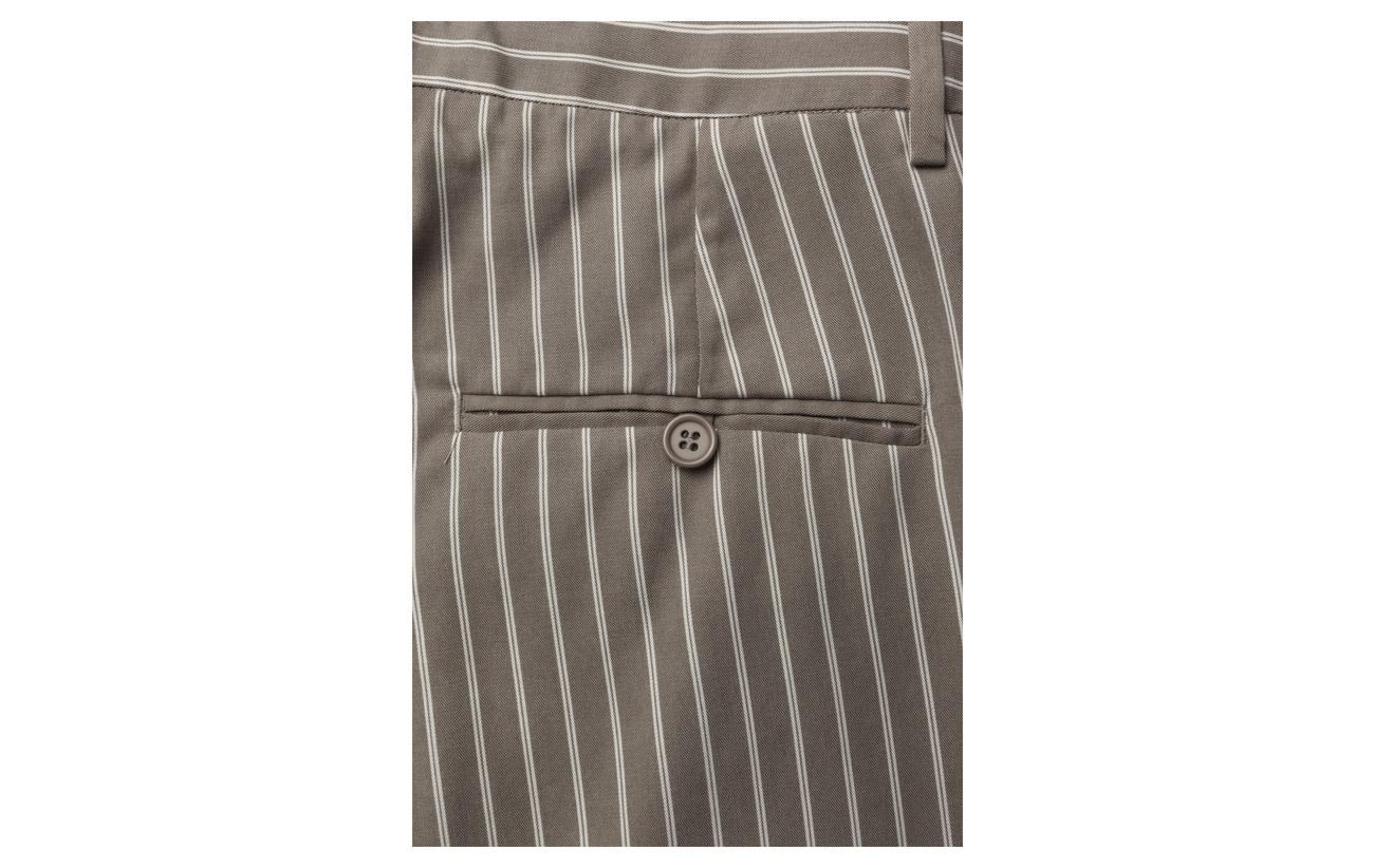 Tencel Whyred Chestnut Stripe Blue 100 IfxCwfBqT