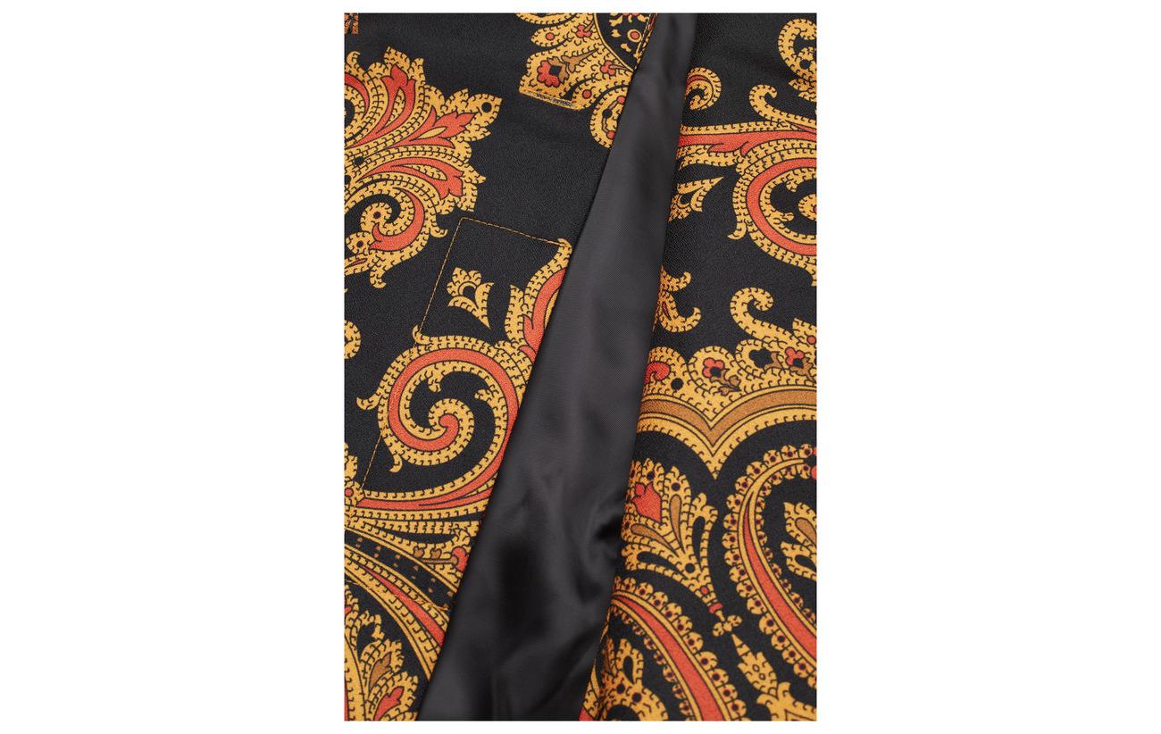 Whyred Polyester 100 Trouve Paisley Black fxwfgO14q