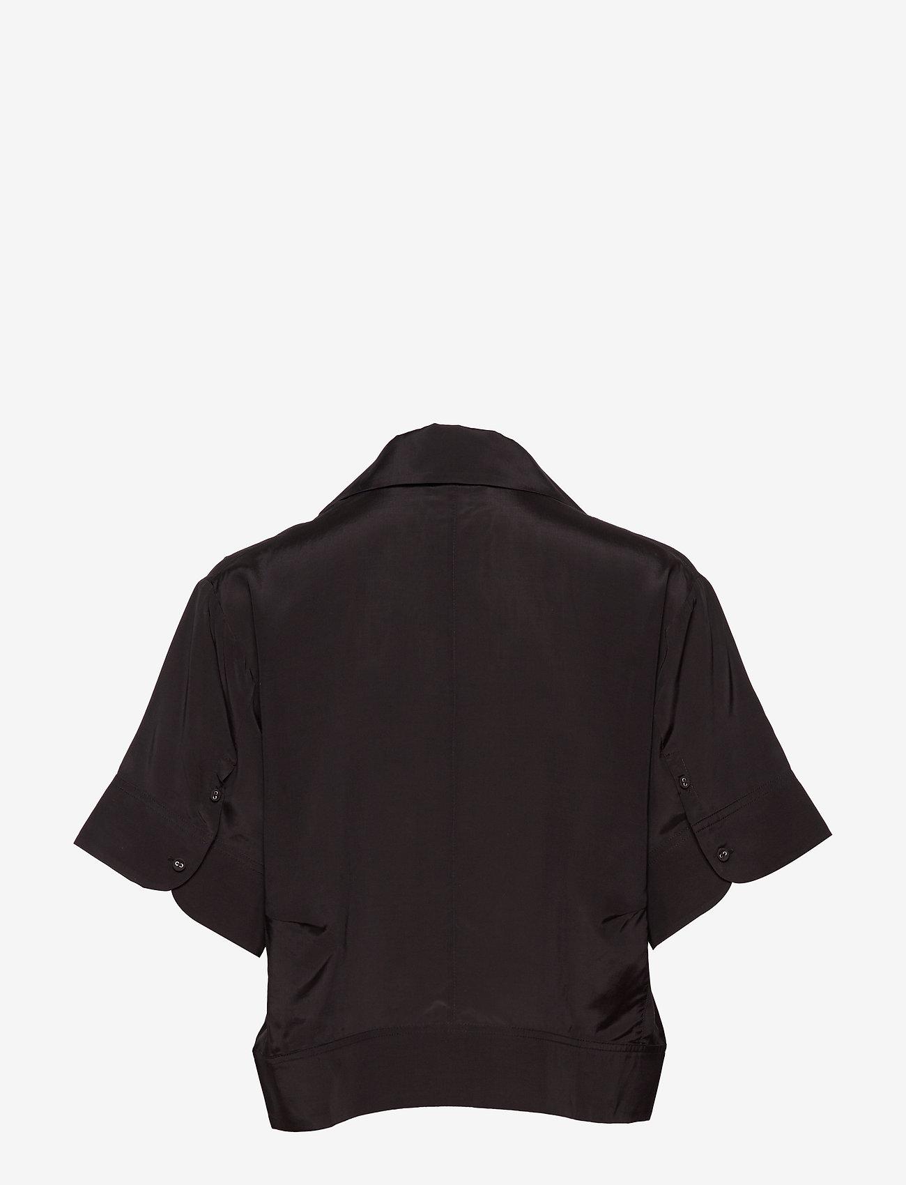Whyred MACKENZIE - Bluzki & Koszule BLACK - Kobiety Odzież.