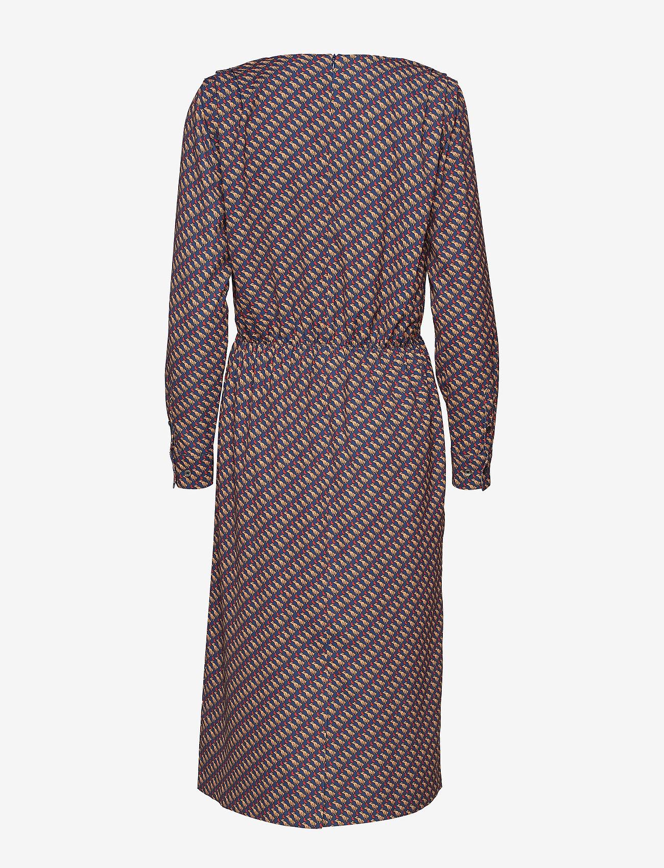 Whyred ELAY SHIRTSLEEVE MOONDOG - Kleider CLASSIC NAVY - Damen Kleidung