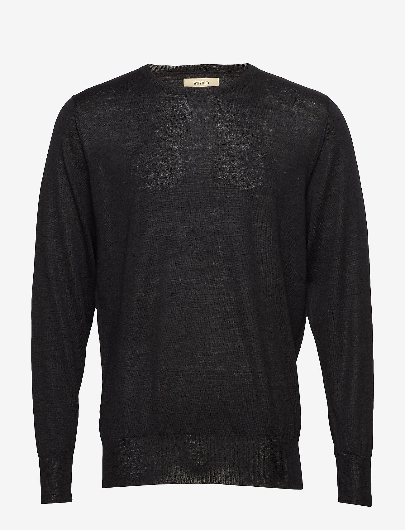 Whyred - ICKY - basic knitwear - black