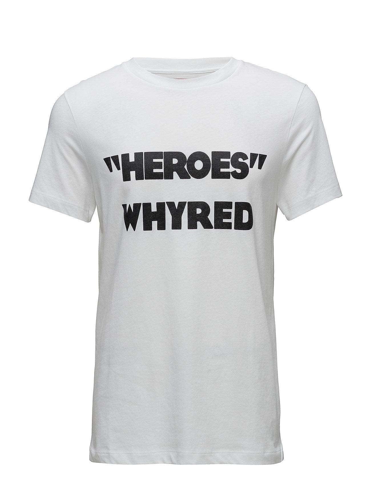 562663924e89 Art Heros (White) (£38.40) - Whyred -