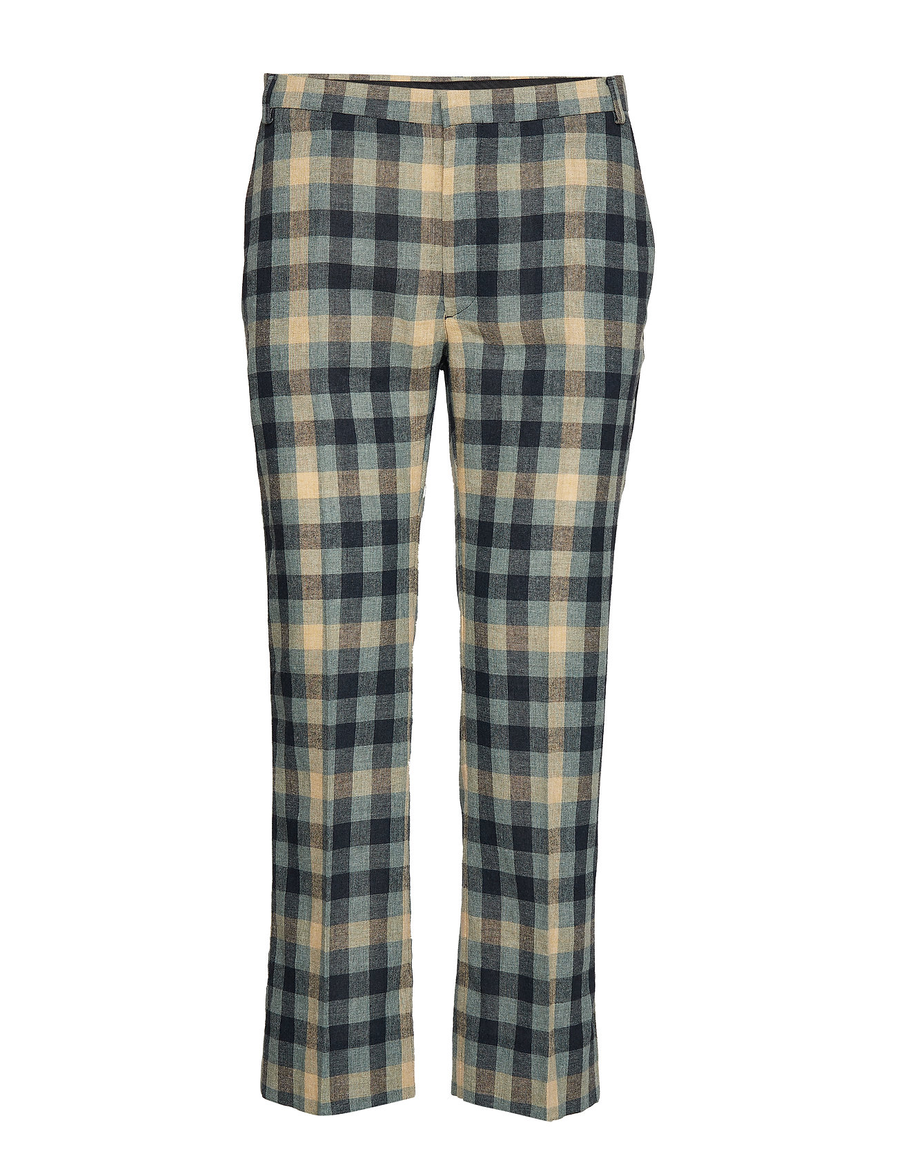 Whyred CARNOT - BLUE CHECK