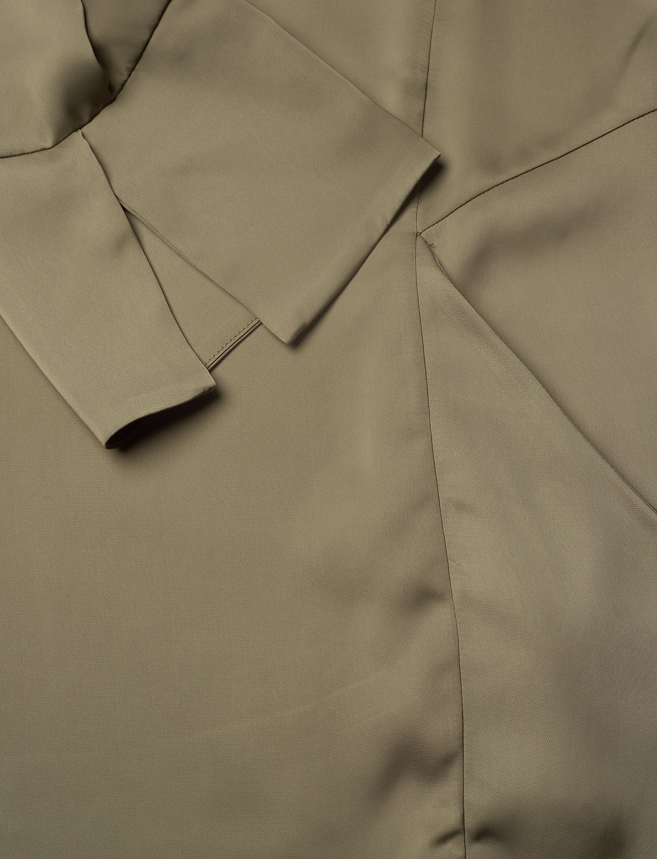 Whyred LILIAN DRESS - Kleider MILITARY GREEN - Damen Kleidung