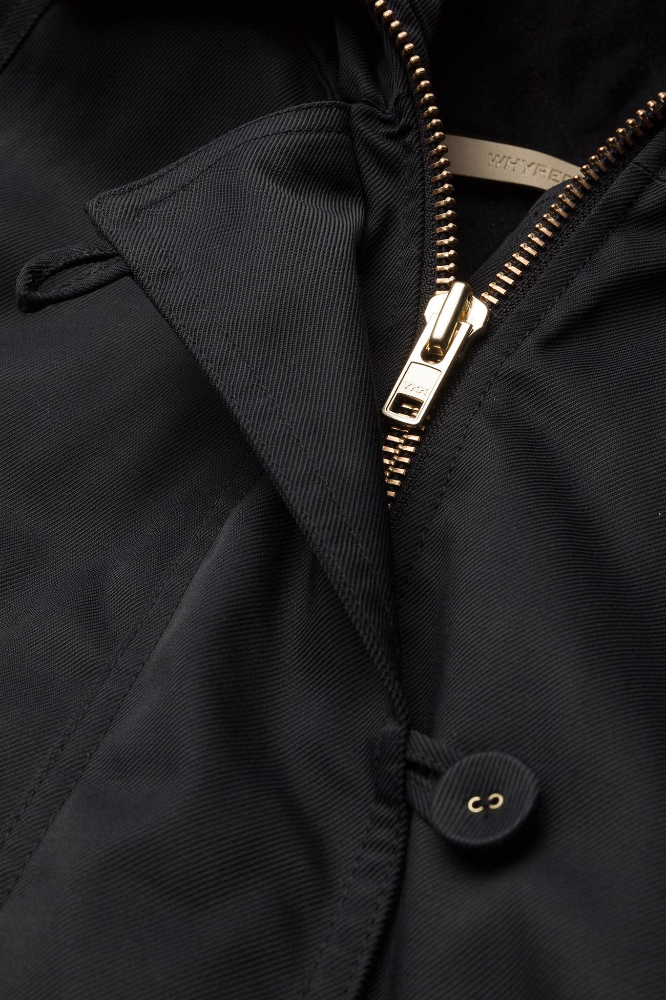 Whyred STAR - Jacken & Mäntel BLACK - Damen Kleidung