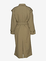 Whyred - TESSA - trench coats - military green - 2