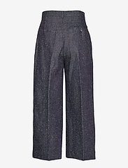 Whyred - REMILLY ONE PKT DENIM - wide leg trousers - unwashed - 1