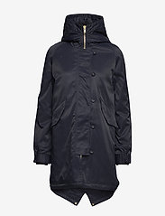 Whyred - STAR - parkas - classic navy - 1