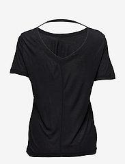 Whyred - FONDA - basic t-shirts - black - 1