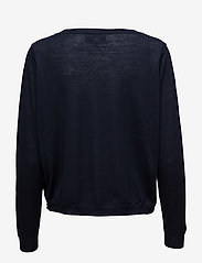 Whyred - FLORA - swetry - navy - 1