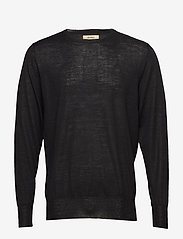 Whyred - ICKY - basic knitwear - black - 0