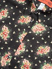 Whyred - KAROLINA BLOSSOMY - chemises à manches longues - black - 2