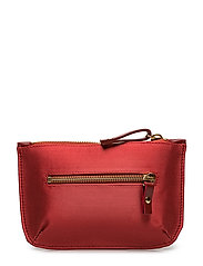 ONA MINI FABRIC - RED COGNAC