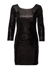 MELLY SEQUIN - BLACK