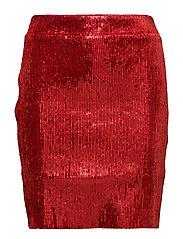 JESSY SEQUIN - RED COGNAC