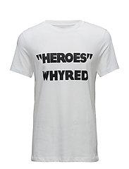 ART HEROS - WHITE