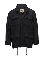 FORREST JACKET - CLASSIC NAVY