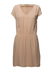 ELAY V-NECK - PALE BELLINI