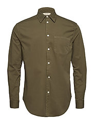 MILLS TWILL - LT UNIFORM GREEN