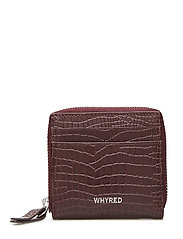 Banksy Mini Croco - BURGUNDY