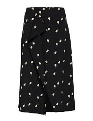 COTENTIN PEAR PRINT - BLACK