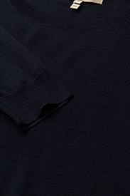 Whyred - FLORA - swetry - navy - 2