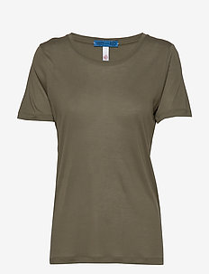 VANYA - t-shirts - military green