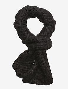 DERELL - scarves - black