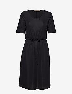 HARPER - midi kjoler - black