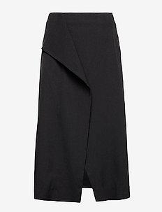 COTENTIN - spódnice do kolan i midi - black