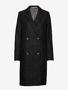 KNOXY BOLD - wool coats - black