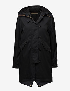 STAR - parka coats - black