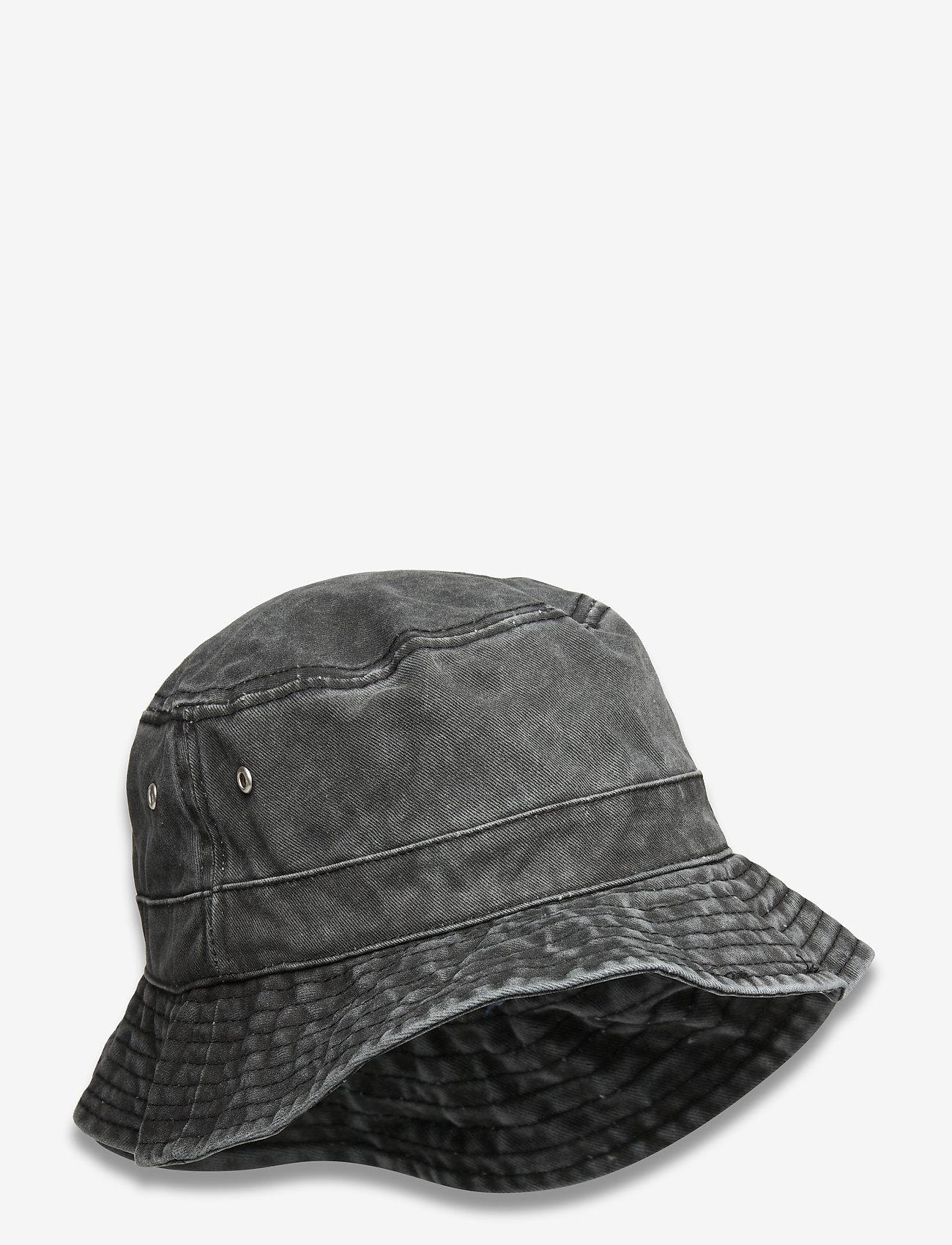 Wigéns - Bucket Hat - bucket hats - black - 0