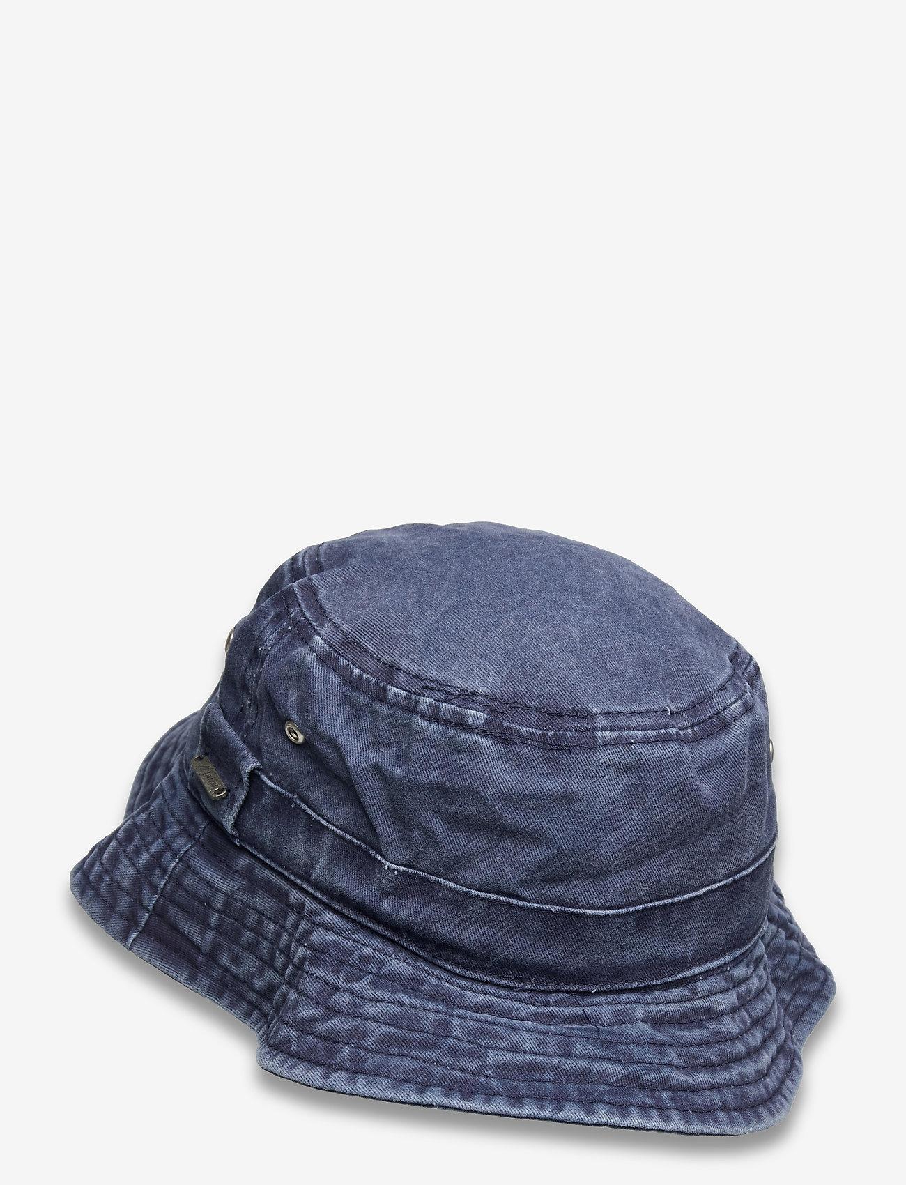 Wigéns - Bucket Hat - bucket hats - navy - 1