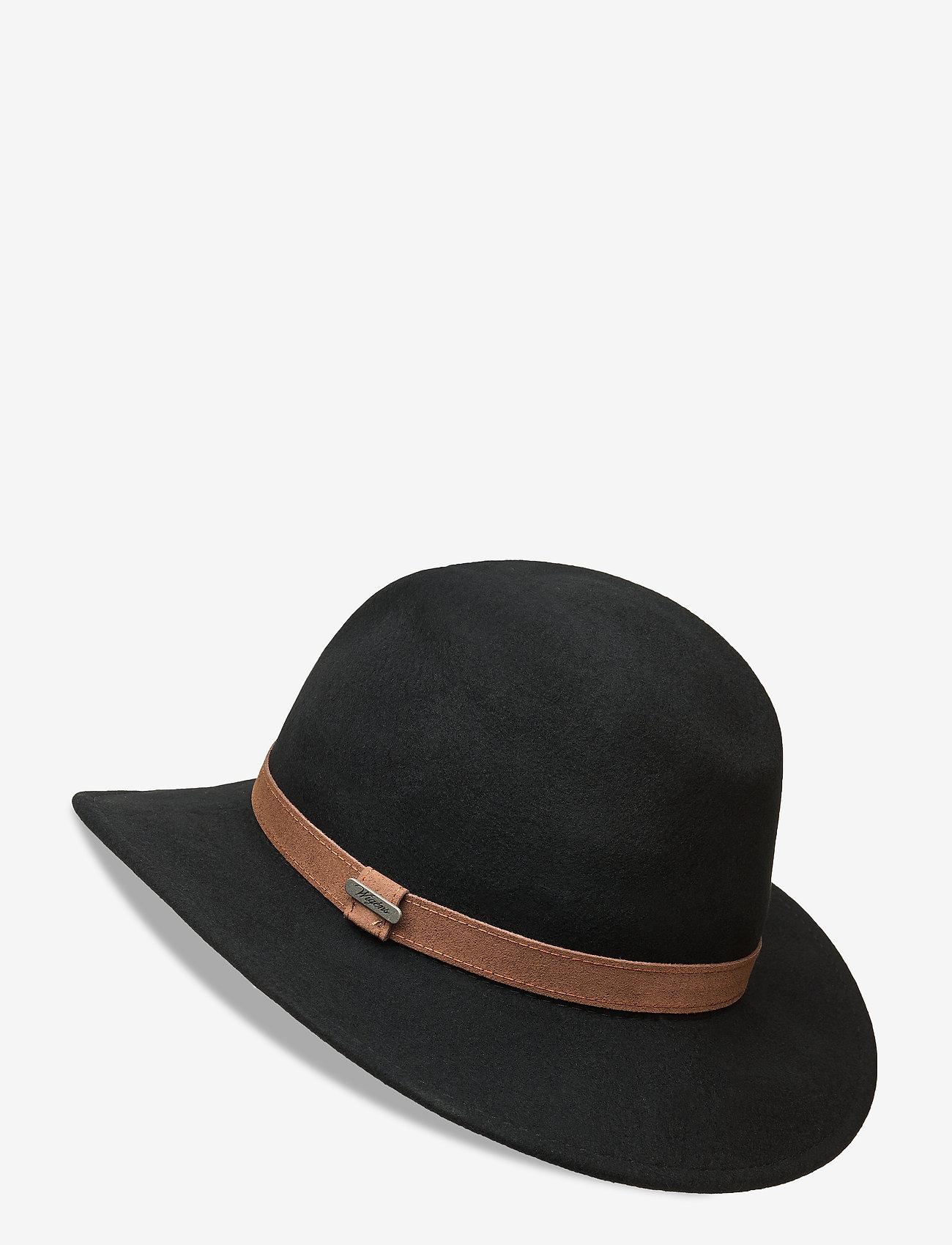 Wigéns - Bosco Hat - chapeaux - black - 1