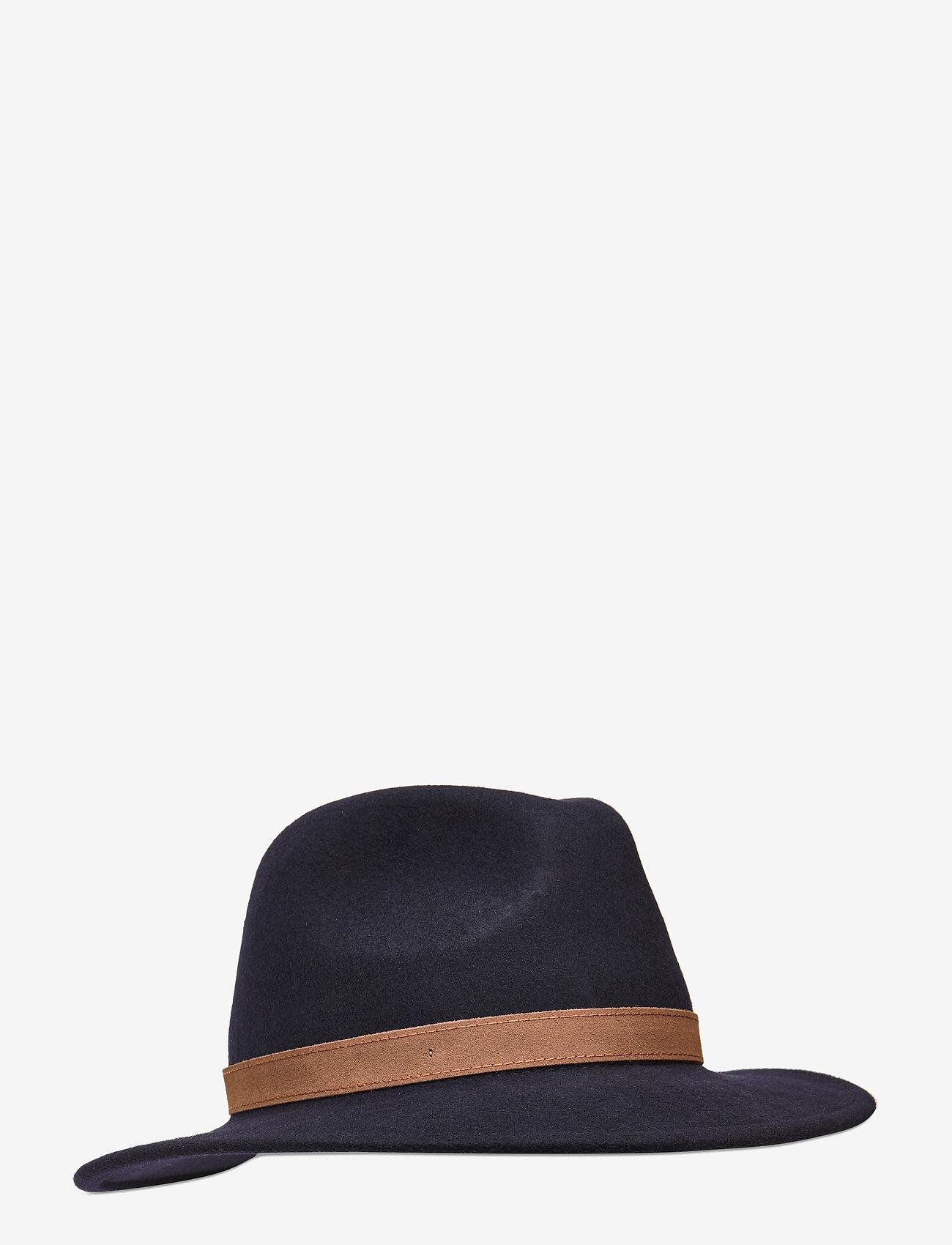 Wigéns - Bosco Hat - chapeaux - navy - 0