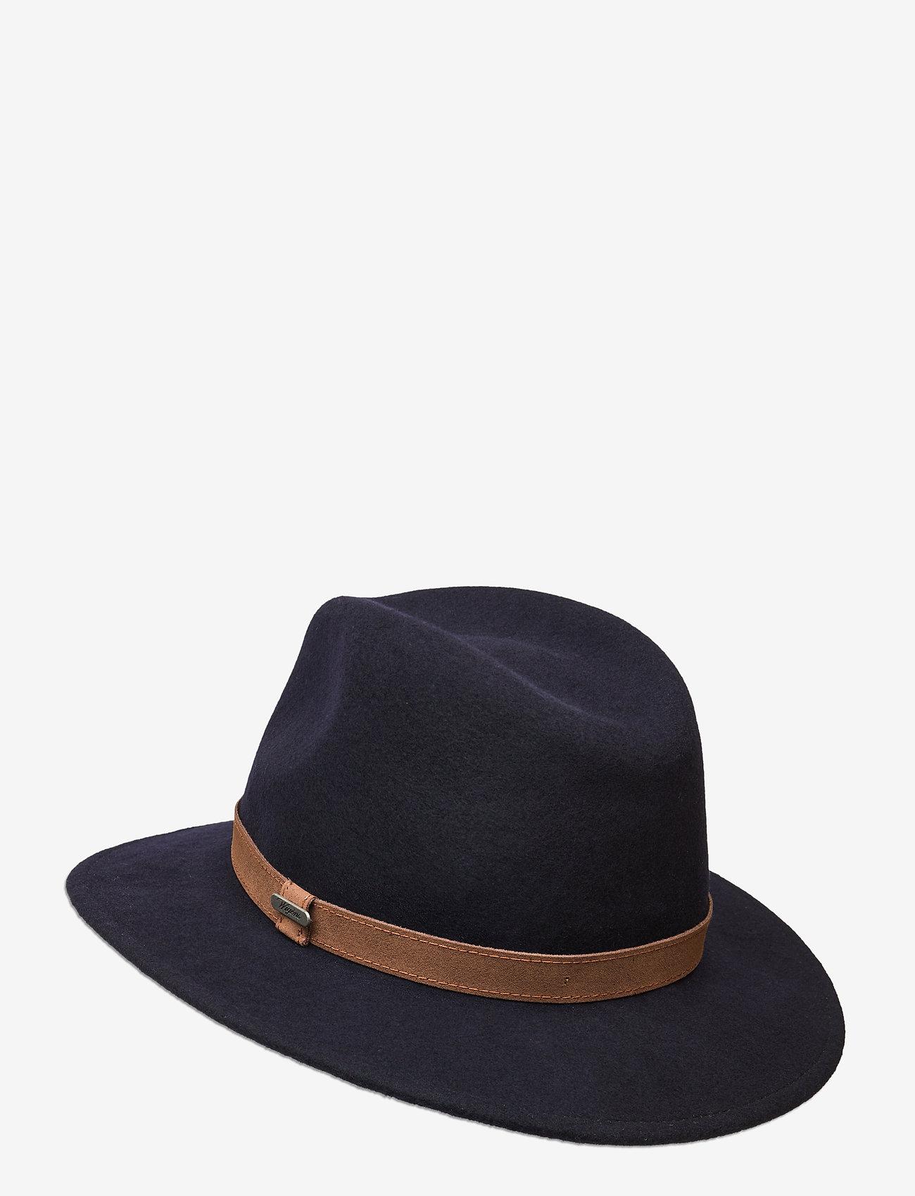 Wigéns - Bosco Hat - chapeaux - navy - 1