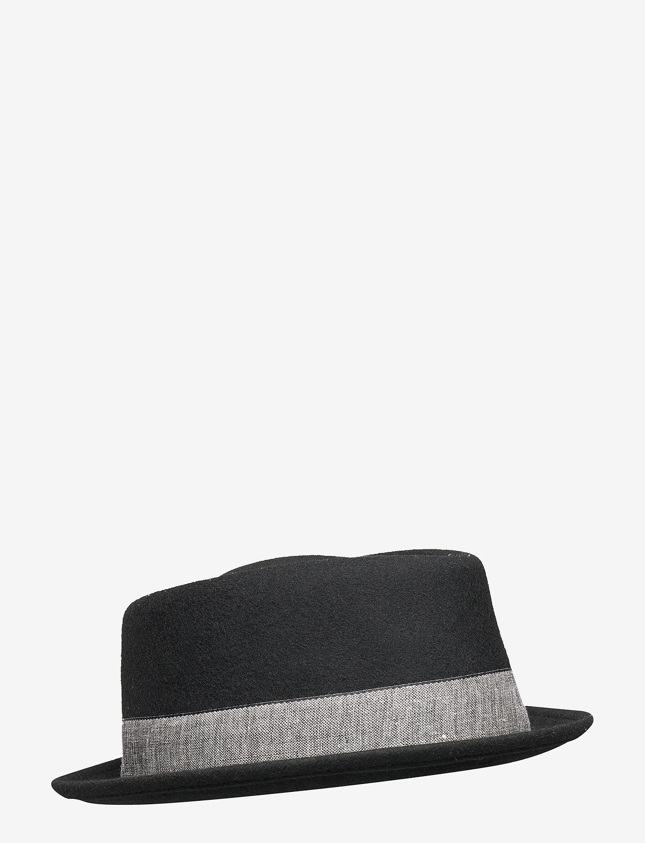 Wigéns - Diamante Hat - chapeaux - black - 0