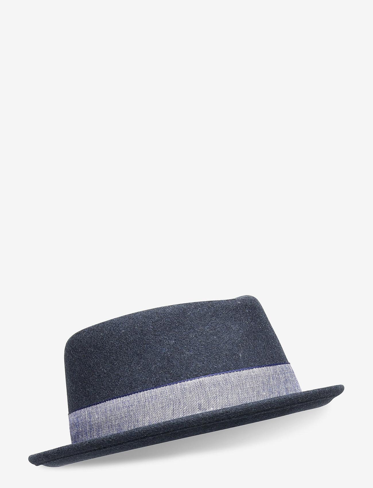 Wigéns - Diamante Hat - chapeaux - navy - 0