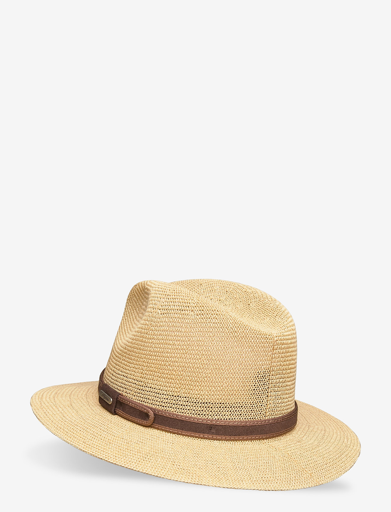 Wigéns - Fedora Country Hat - chapeaux - natural - 1
