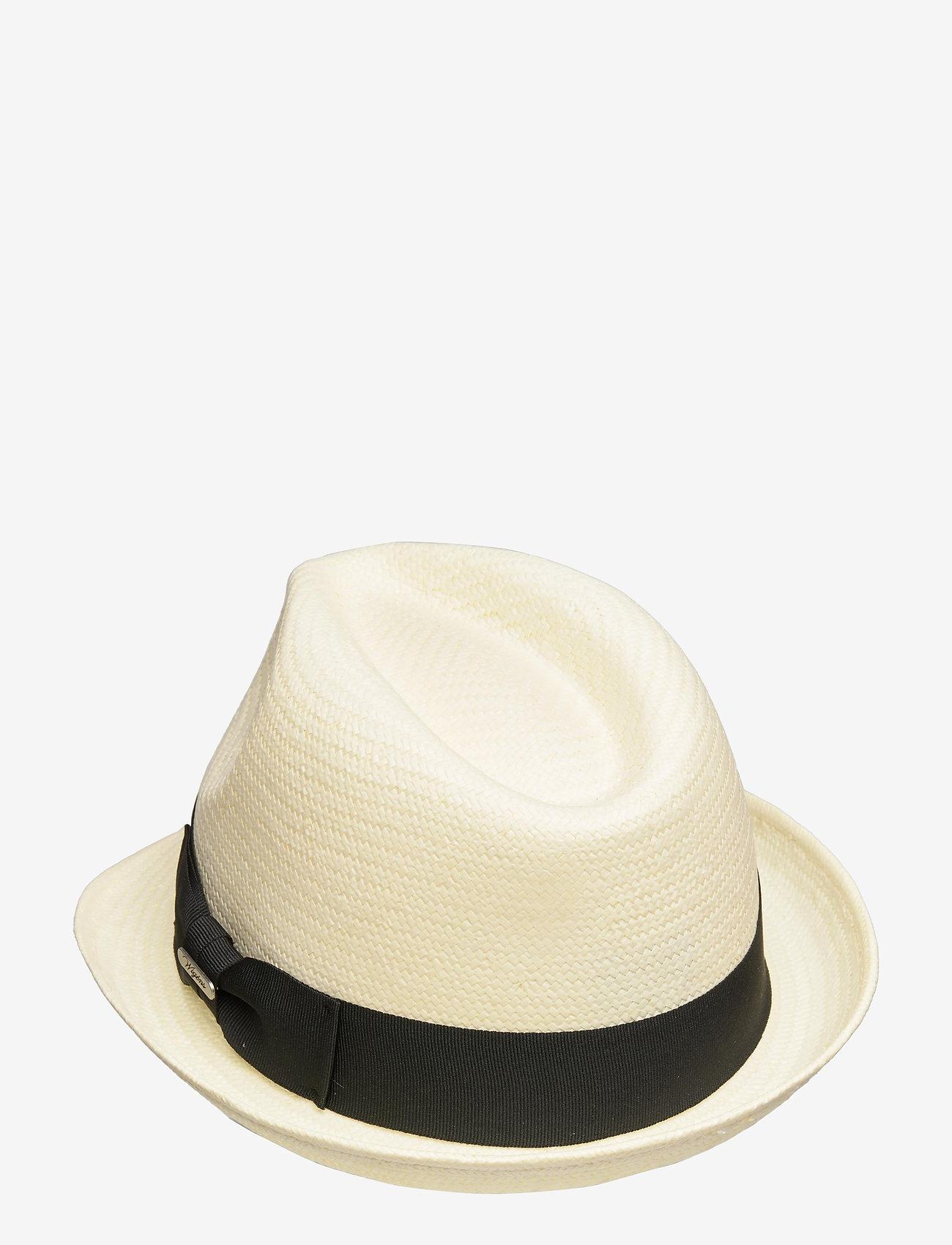 Wigéns - Trilby Hat - chapeaux - ecru - 1