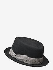Wigéns - Diamante Hat - chapeaux - black - 1