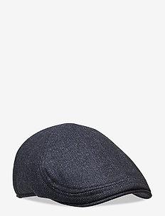 Pub Cap - flat caps - navy