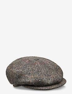 Newsboy Vintage Cap - flat caps - olive