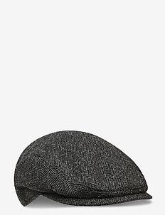 Ivy Slim Cap - pappalippikset - dark grey
