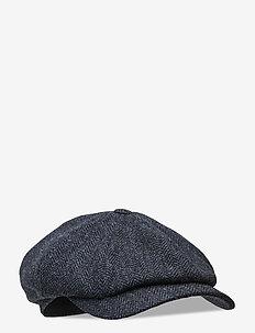 Newsboy Classic Cap - kaszkiety - navy