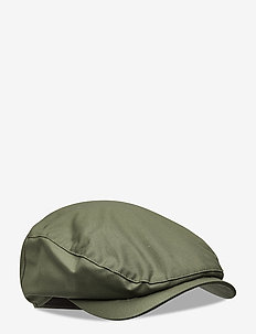 Ivy Contemporary Cap - flat caps - olive
