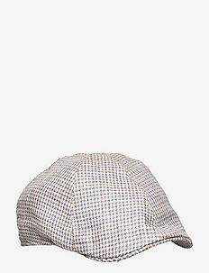 Pub Cap - flat caps - light brown